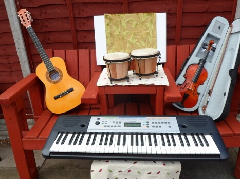 music instruments 1