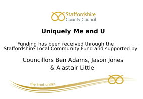 Staffs County Council