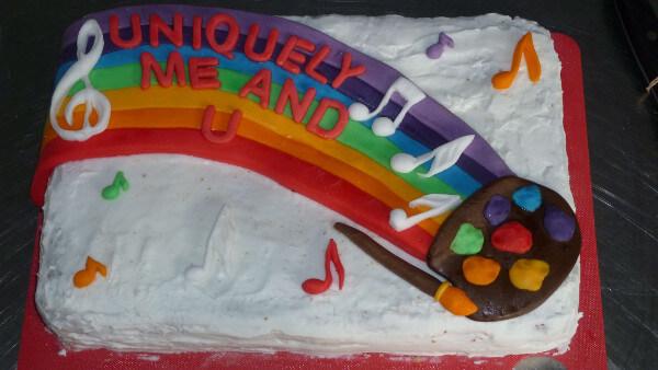 Uniquely Cake