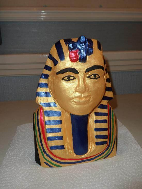 Tutankhamun Finished 1
