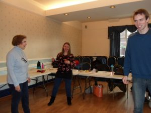 Dancing twirl 2
