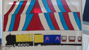 Circus train 2