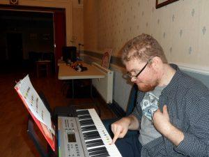 Keyboard Skills 1