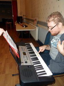 Keyboard Skills 2